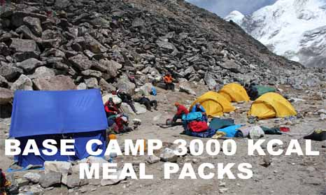 "Base Camp ""EXTRA""  3000Kcal"
