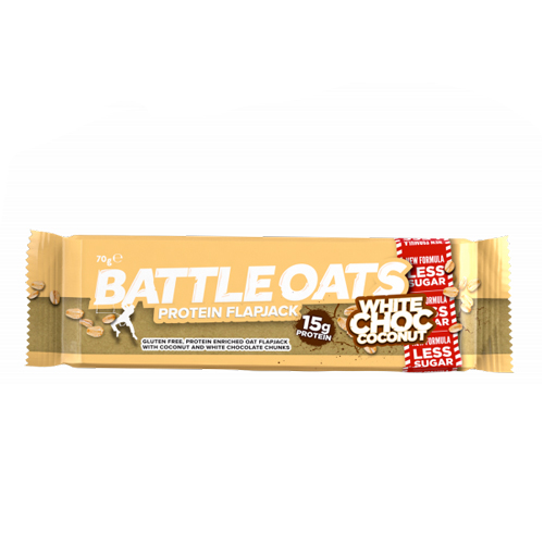 Battle Oats White Chocolate Coconut