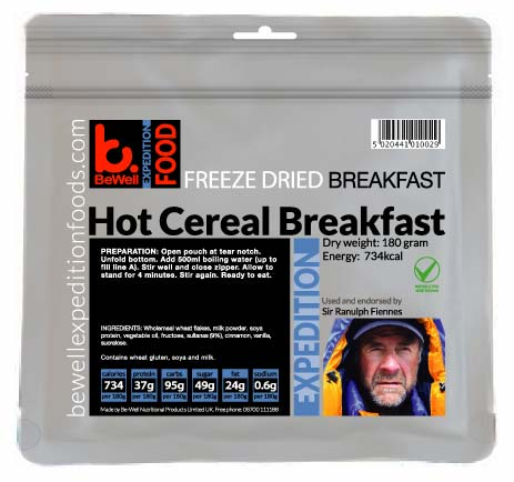 180g Hot Cereal Start with Sultanas