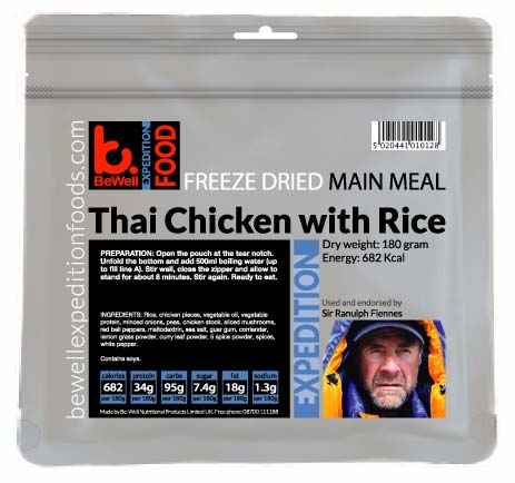 CLEARANCE 180g Oriental Chicken with Rice