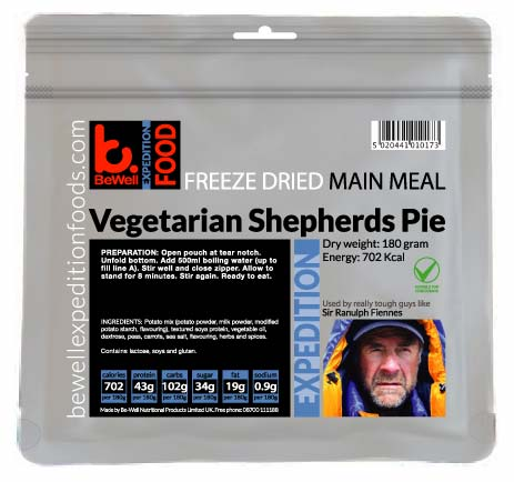 CLEARANCE 180g Shepless Pie