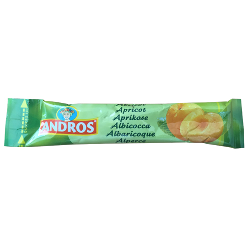 Andros Apricot Jam 25g portion