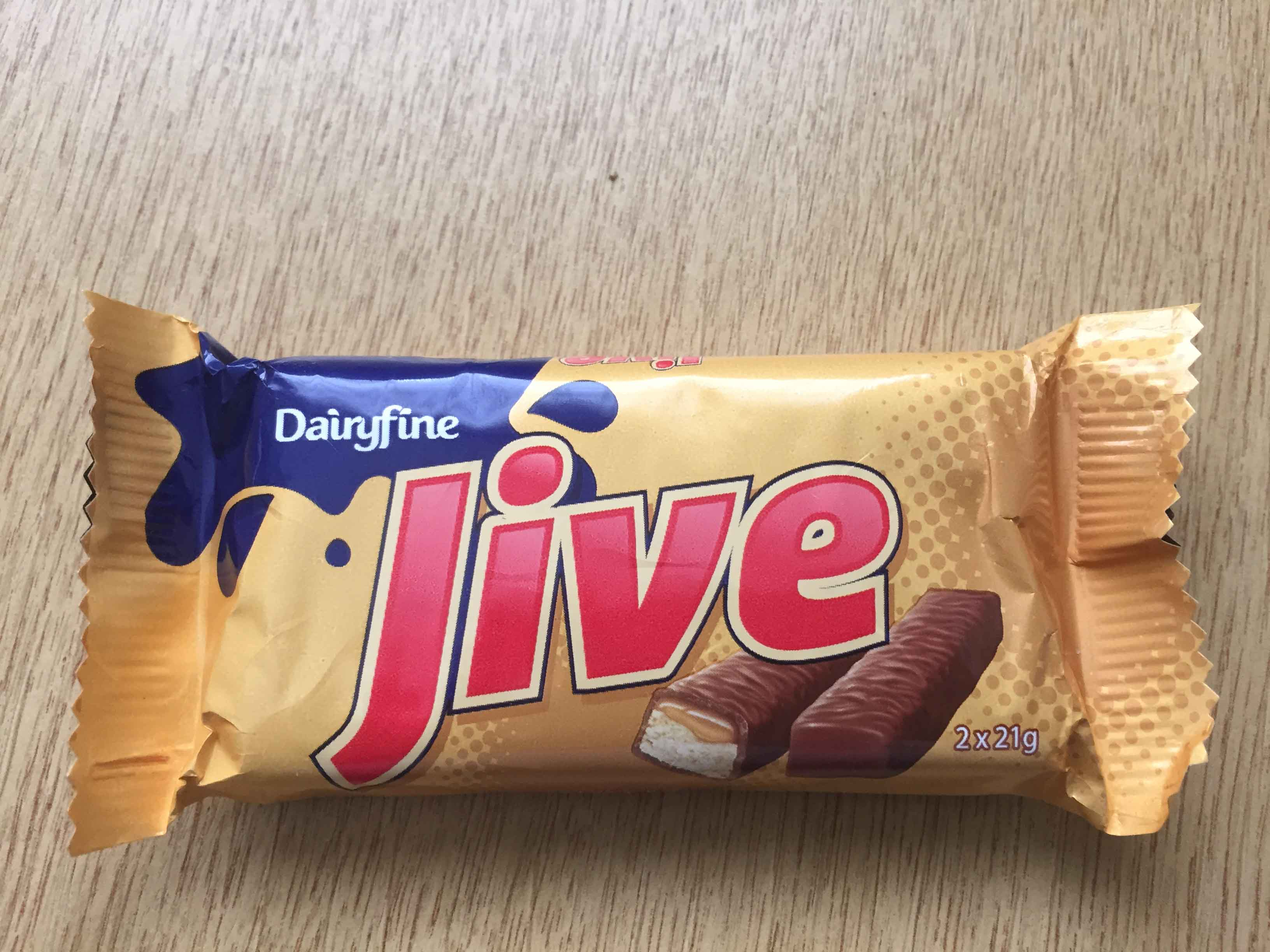 Jive Chocolate Biscuit Bar