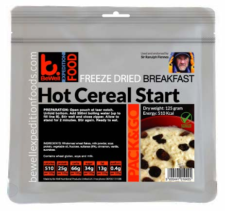125g Hot Cereal Start with Sultanas
