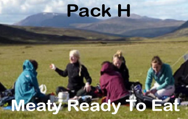 Award One Day Pack H Meaty Ready to Eat