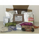 3600 Kcal Military Style Ration Pack G