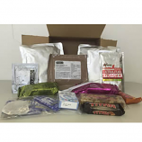 3600 Kcal Military Style Ration Pack D