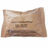 Biscuits Apricot 50g pack NEW