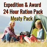 Lightweight Expedition Award 24 Hour Meaty Pack J