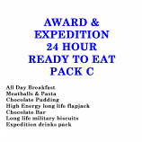 Award & Expedition 24 Hour Ready to Eat pack 2019  PACK C