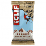Clif Coconut Chocolate Chip, energy bar