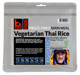 180g Thai Vegetables with Rice