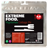 Extreme Food, Vegetarian Cottage Pie 500 Kcal
