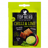 High Protein Jerky Chilli & Lime Turkey 35g