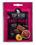 High Protein Jerky Sweet Pickle Beef 35g