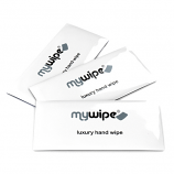 Wet Wipes Luxury Individual Sachets Pack of 7