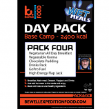 Wet Meal ration pack FOUR Meaty