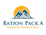 Pack N Go Ration Pack A - Vegetarian