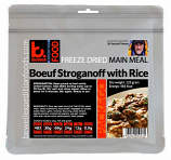 CLEARANCE 125g Beef Stroganoff