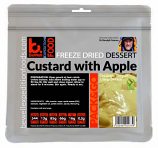 125g Custard with Apple Pieces