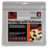 125g Porridge with Sultanas