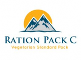 Pack N Go Ration Pack C - Vegetarian