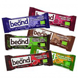 Beond Oragnic & Gluten Free Fruity Energy Bars