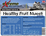 Extreme 800 Kcal Healthy Fruit Muesli