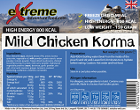 Extreme 800 Kcal Mild Chicken Korma