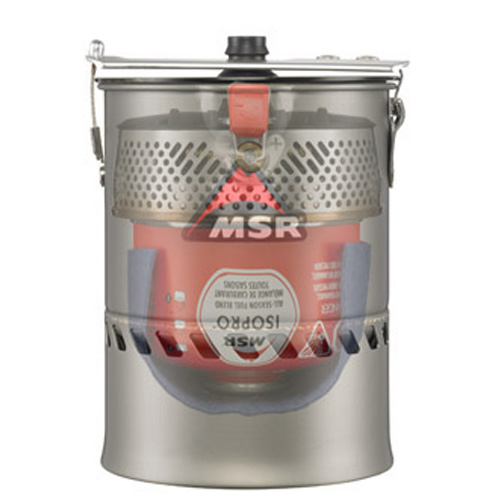 MSR Reactor 1 litre cooking stove