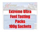Extreme Ultra Fuel Tasting Packs 100g Sachets