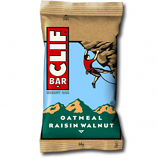Clif Oatmeal Raisin and Walnut
